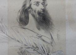 Décio Villares criou o primeiro rosto de Tiradentes, 98 anos após sua morte